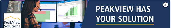 PeakView Solutions Banner Ad
